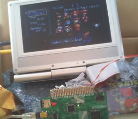 Gamer's Cartridge with SF3sc1