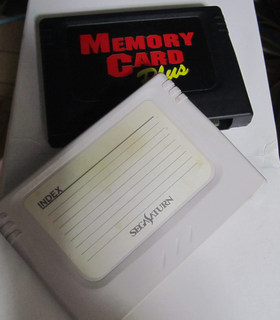 Saturn Memory Cards (click for larger)